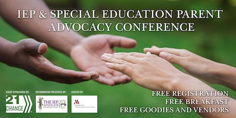 IEP & Special Education Parent Advocacy Conference tickets
