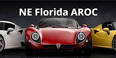 Northeast Florida AROC Italian Dinner tickets