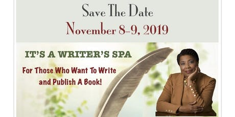 Writer's Spa tickets
