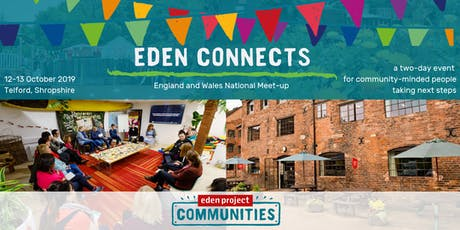 Eden Connects: England and Wales National Meet-up tickets