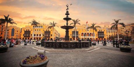 Conecta Peru Telecom Forum 2019 entradas