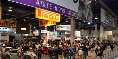 Coffee and Conversation presented by WTC - 2019 SEMA Show