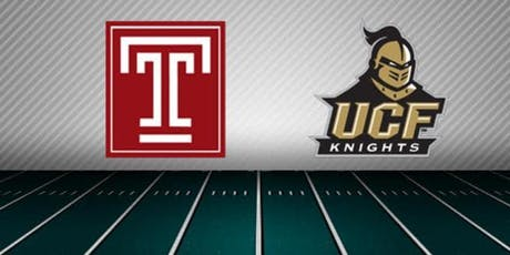 UCF at Temple - Knight Nation Takeover tickets