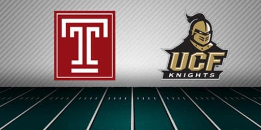 UCF at Temple - Knight Nation Takeover