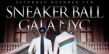 Sneaker Ball NYC Gala tickets