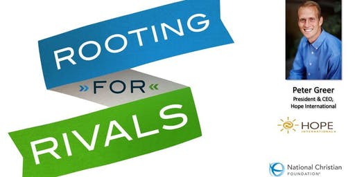 Rooting For Rivals Event: A Collaboration of NCF and HOPE International