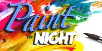 Fall Paint Night at Taino Prime