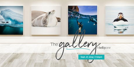 The Gallery at KelbyOne Opening - Dr. Andrew Peacock tickets