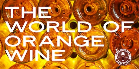 The World of Orange Wine tickets
