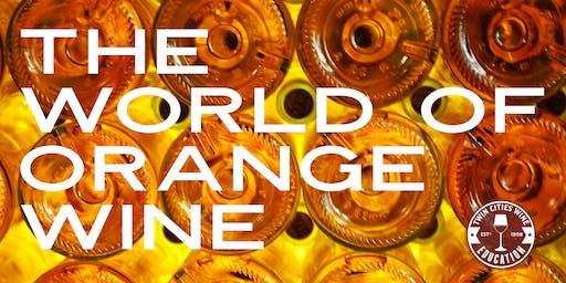 The World of Orange Wine