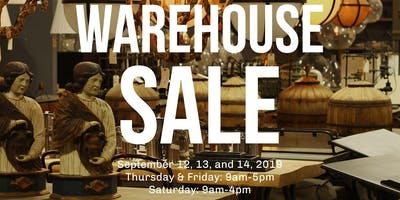 BOBO Warehouse Sale