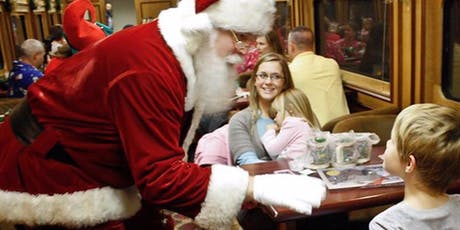 Saturday Brunch with Santa & Mrs. Claus  tickets