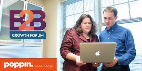 B2B Growth Forum Fall Mixer tickets