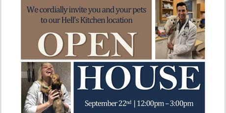 Heart of Chelsea Veterinary Group - Hell's Kitchen Open House tickets