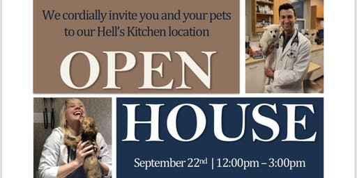 Heart of Chelsea Veterinary Group - Hell's Kitchen Open House