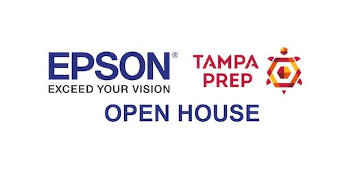 Epson Open House at Tampa Prep  (After Lunch Session)