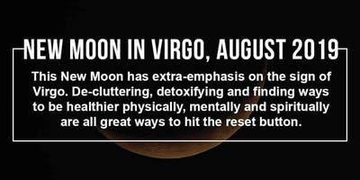 NEW Moon In VIRGO Gathering