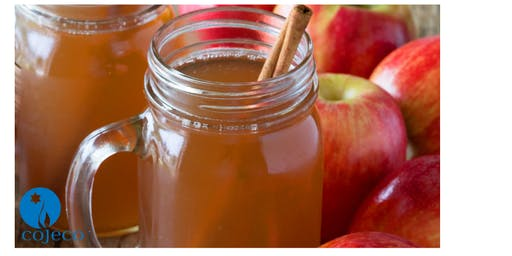COJECO Rosh HaShana Apple Cider Making and Nature Hike