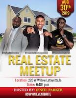 Real Estate Meet Up.