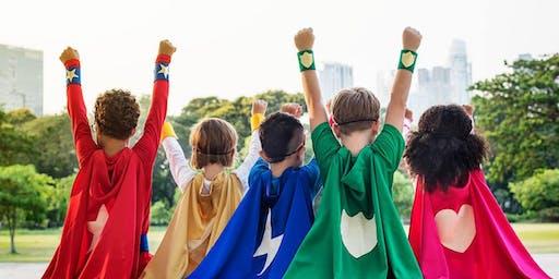 KidX: S is for Superhero