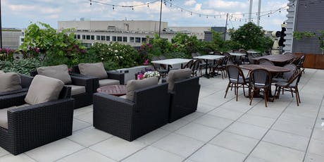 Rooftop Stretch & Sip at CityBar DC tickets