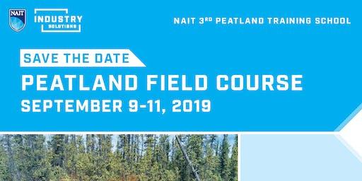 2019 NAIT Peatland Field School
