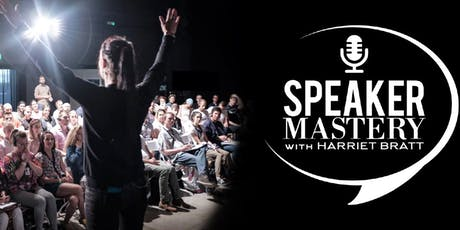 Speaker Mastery tickets