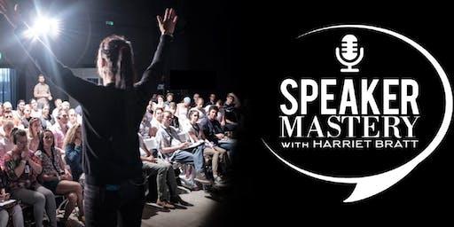 Speaker Mastery