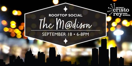M@dison Rooftop Social tickets