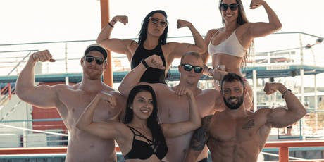 "Kushnir Fitness ""End of summer Party Barge!"" tickets"