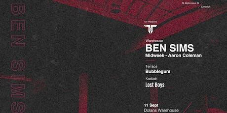 TOT presents : Ben Sims tickets