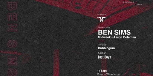 TOT presents : Ben Sims