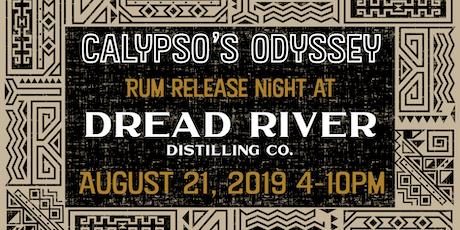 Calypso's Odyssey Rum Release Night tickets