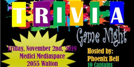 TRIVIA GAME NIGHT tickets