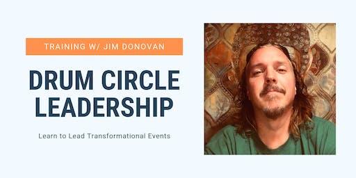 2020 Drum Circle Leadership Training w/ Jim Donovan [Greensburg, PA]