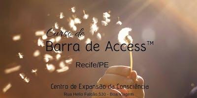 Formação Internacional em Barra de Access® em Recife - Boa Viagem - PE
