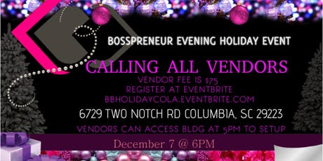 Bosspreneur Holiday Evening Event  tickets