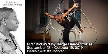 FLY / DROWN - Salon Talk with Bree Gant tickets