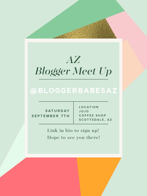 Blogger Coffee Meet Up