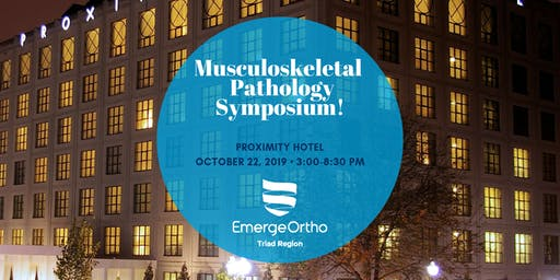EmergeOrtho Triad Region Musculoskeletal Pathology Symposium