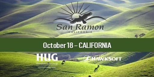 2019 HUG Regional Fall Meeting (San Ramon, CA)