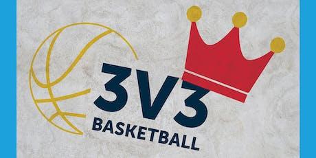 Spectrum Queen City 3v3 Basketball Tournament tickets
