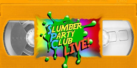 Slumber Party Club LIVE! tickets