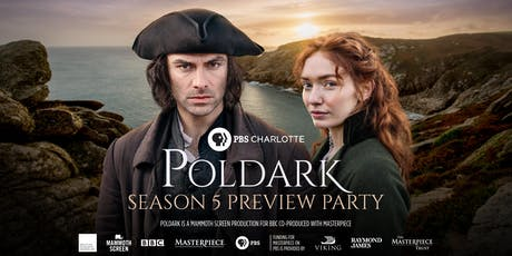 Poldark Season 5 Preview Party tickets