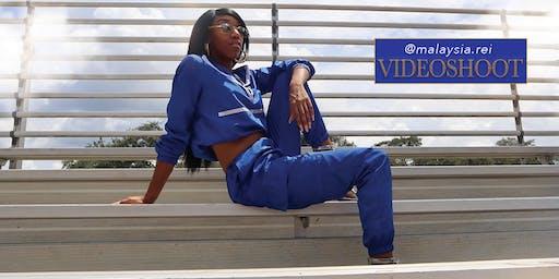 'Black Clyde' Video Shoot
