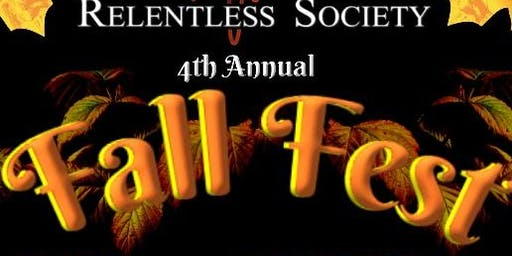 4TH ANNUAL FALL FEST