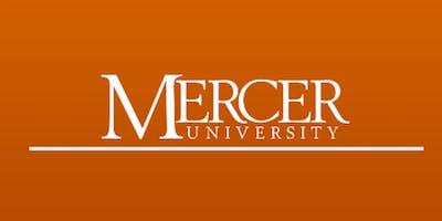 Mercer University Representative Visit