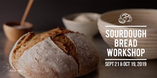 Sourdough Bread Workshop