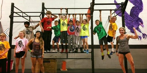 Youth Ninja Warrior Winter Competition