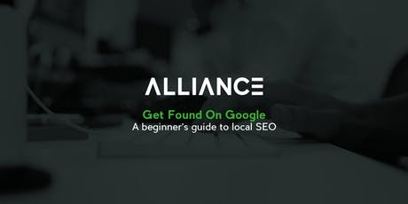 2020 Vision - A beginner's guide to local SEO & Google Business tickets